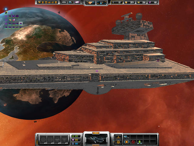 SoaSE Warlords Mod Super Star Destroyer