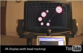Headtracking Wii